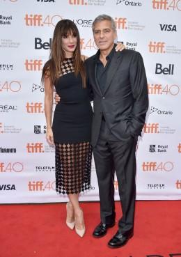"2015 Toronto International Film Festival - ""Our Brand Is Crisis"" Premiere - Red Carpet"