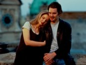 """2. Jesse and Céline, Before Sunrise (1995), Before Sunset (2004) and Before Midnight (2013) Unfolding over 18 years and three films, Richard Linklater's surveillance of Jesse and Céline is rightly hailed as """"one of modern cinema's finest love stories."""""""