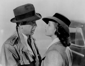 4. Rick and Ilsa, Casablanca (1942) Poetry and chemistry blend in Michael Curtiz's wartime masterpiece, a film that excites and desolates like few others.