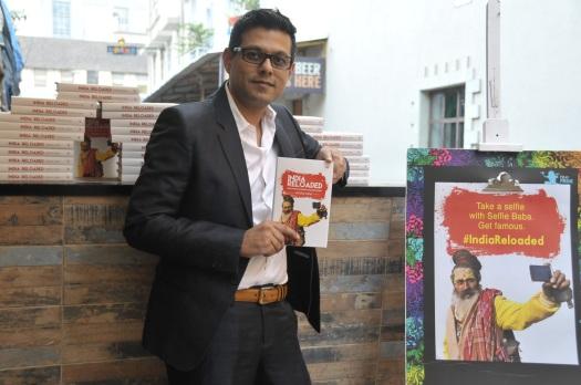 Dheeraj at launch