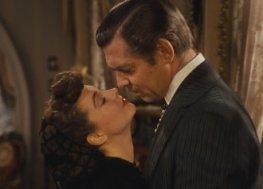 3. Scarlett O'Hara and Rhett Butler, Gone with the Wind (1939) Now 76 years old, the story of Rhett and Scarlett still enchants.