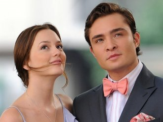 4. Chuck Bass and Blair Waldorf, Gossip Girl (2007-2012) Chuck and Blair – otherwise entangled as Chair – find a love built on mutual manipulation from which something deeper, convincing and utterly beautiful emerges.