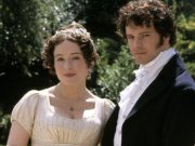 8. Elizabeth Bennet and Mr Darcy, Pride and Prejudice (1995) No shock that Mr Darcy and Elizabeth feature, but of the numerous film and TV adaptations of Jane Austen, it's the coupling of Jennifer Ehle and Colin Firth that prevails.