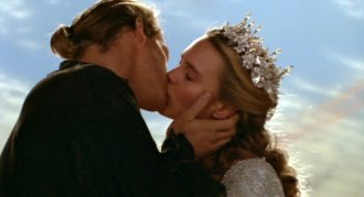 6. Buttercup and Westley, The Princess Bride (1987) Buttercup and Westley continue to charm in one of cinema's most-quoted comedies.