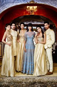 The Wedding Diaries by Anita Dongre - Cocktail