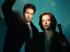 6. Fox Mulder and Dana Scully, The X Files (1993-2002, 2016-) Returning in 2016, Mulder and Scully are likely to reaffirm their simpatico, a union of the sceptic and the scientist propelled by excellent scripts and two stars with huge appeal.