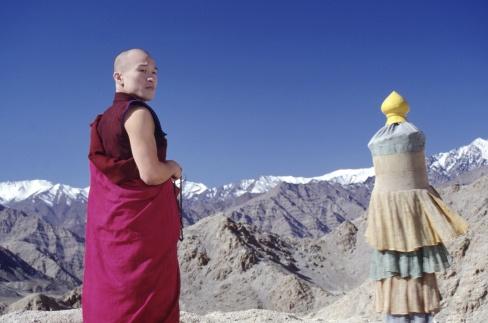 A still from the film Samsara
