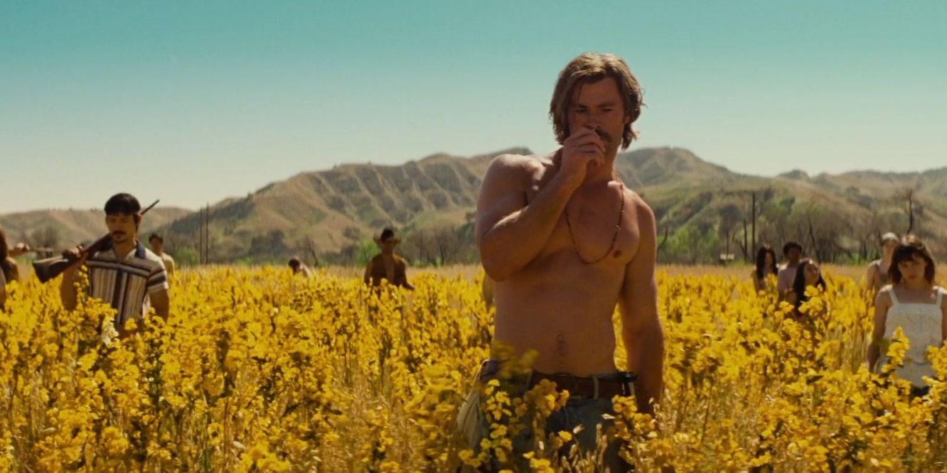 Bad Times At The El Royale Scene Analysis Billy Lee Dancing