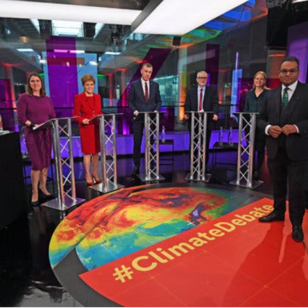 Climate Change Debate Channel 4
