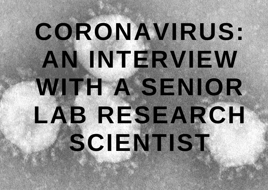CORONAVIRUS_ YOUR QUESTIONS ANSWERED BY A SCIENTIST