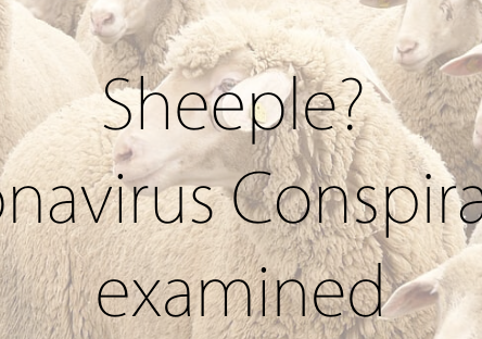 Sheeple? Coronavirus Conspiracies examined